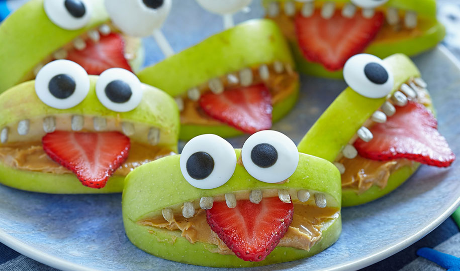 Make Supernaturally Healthy Halloween Treats