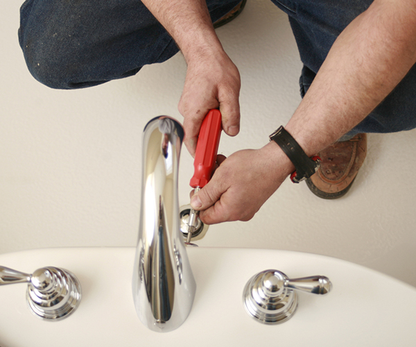 First American home warranty service provides quality plumbing repair and service.
