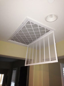 Ceiling Ac Filter X