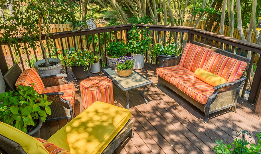 Enjoy Your Deck Beyond the Summer Months
