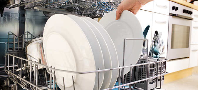 Load the Dishwasher Correctly