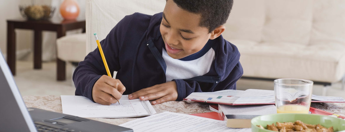 How to Make Your Home a Supportive Homework Space