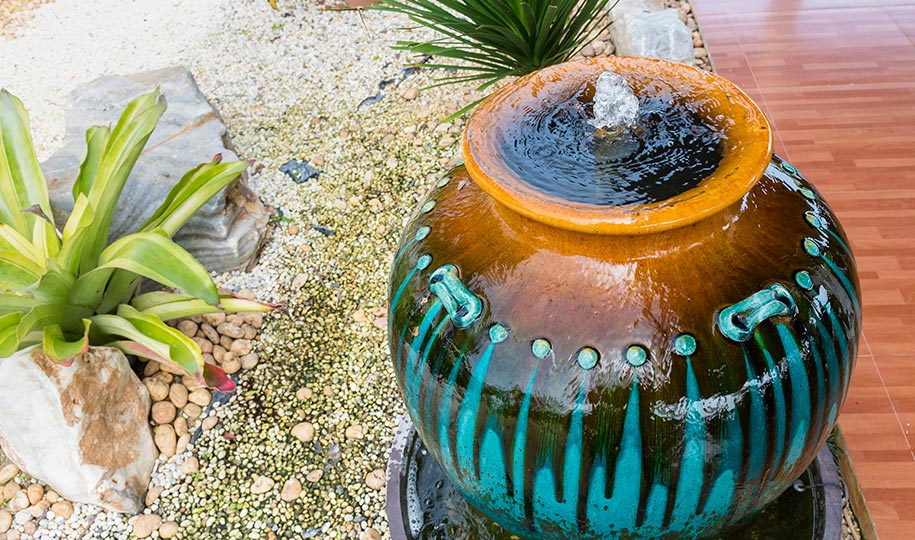 Simple and Serene DIY Water Feature Ideas You'll Love